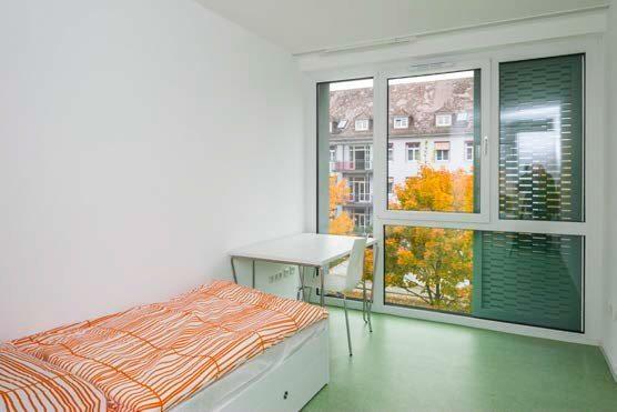 Wohnanlage Neu-Ulm Heinz-Rühmann-Straße Zimmer