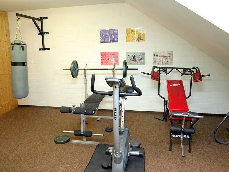 Wohnanlage Univiertel Fitnesszimmer