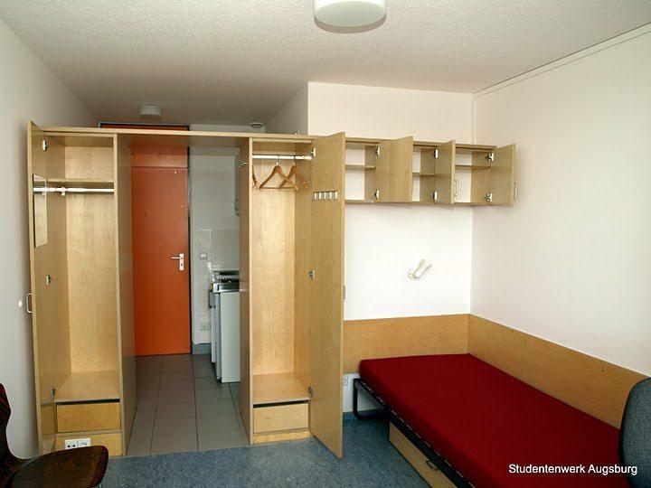Zimmer Wohnanlage Göggingen