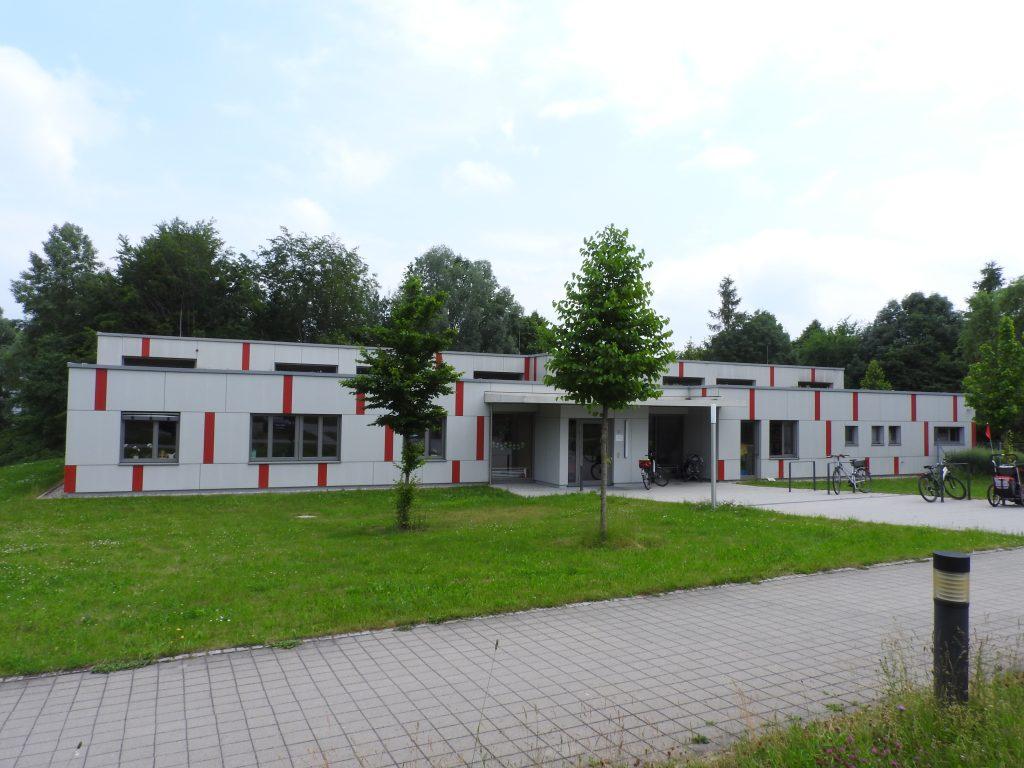 Kinderbetreuungsstätte bei der Universität Augsburg