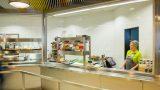 Neue Cafeteria Universität Augsburg Ausgabe