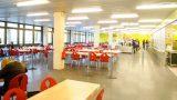 Alte Cafeteria Universität Augsburg Sitzgelegenheit 2