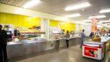 Alte Cafeteria Universität Augsburg