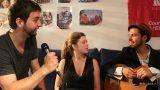 Augsburger Studierende zu Gast beim Studentenradio in Nizza